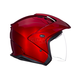 Candy Red Mag-9 Helmet