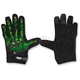 Black/Green Zombie Hand Gloves