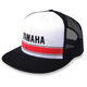 Black Yamaha Vintage Snapback Hat - 18-86300
