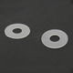 Clear Visor Screw Washer for Klim F4 Helmets - 3306-602-000-906