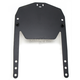 Front Universal Snowcross Number Plate - 1FNP-N/B