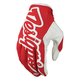 Red/White Pro Gloves