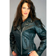 Ladies Lightweight Leather Jacket