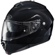 Black IS-MAX II Modular Helmet