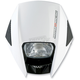 White Road Warrior Headlight - 2001-0480