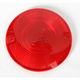 Turn Signal Red Lens for Models w/Flat Style Signal Housing - DHD4R