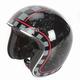 Black MCQ FX-76 Helmet