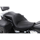 Black Leather TourIST 2-Up Seat - FA-DGE-0312