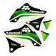 Evo 9 Series Graphic Kit - 15-01128