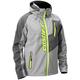Gray/Hi-Vis Barrier Tri-Lam Jacket