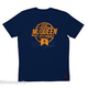 Navy Mcqueen Flyer T-Shirt