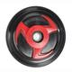 Red Idler Wheel w/Bearing - 04-1178-25