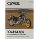 Yamaha Motorcycle Repair Manual - M395-10