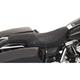 10 1/2 in. Wide Predator Solo Seat w/Stitch Flame Design - 0801-0213