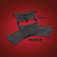 Black Fairing Bra - H41157BK