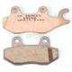 Standard Sintered Metal Brake Pads - DP211
