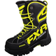 Black/Hi-Vis X Cross Boots