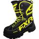 Black/Hi-Vis X Cross Boots