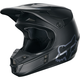 Youth Matte Black V1 Helmet