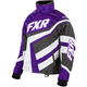 Womens Purple Cold Cross Jacket
