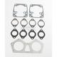 2 Cylinder Top End Engine Gasket Set - 710270
