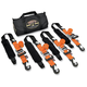Orange 2 in. Big Daddy Trailer Kit - TRAILERKIT-109