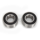 Rear Wheel Bearing and Seal Kit non-ABS - PWRWS-HD02-000