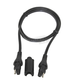 SAE to SAE 5 Amp Waterproof Charge Cable Extension Cord - O33