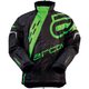 Black/Green Comp Jacket
