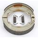 Asbestos Free Sintered Metal Brake Shoes - 9186