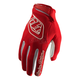 Youth Red/White Air Gloves