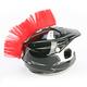 Red Helmet Mohawk - HM107