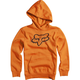 Youth Orange Legacy Hoody