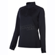 Womens Black Elevation Zip Shirt (Non-Current)