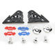 Pivot Kit w/Screws for AX-8 Dual Sport Helmets - KIT76024999