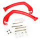 Red Replacement Ski Handles - 77020369