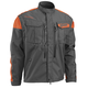 Charcoal/Orange Outer Layer Phase Jacket