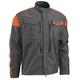 Charcoal/Orange Outer Layer Phase Jacket