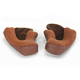 Brown Cheek Pad Set for Bullitt Helmets