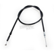 Black Vinyl Clutch Cable - 05-0357