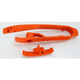 Orange Chain Slider - KT04029-127