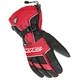 Black/White/Red Storm Gloves