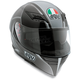 Black/Gunmetal Block Skyline Helmet