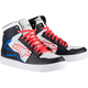 Black/White/Red/Blue Stadium Shoes