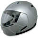 Silver FX-140 Modular Helmet