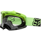 Day Glo Green/Black Fade Air Space Goggles - 06333-905-OS