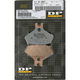 Standard Sintered Metal Brake Pads - DP991