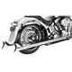 Sharktail Signature True Dual Exhaust System - HD00202