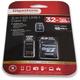 32 GB Gigastone Micro SD Card - 9808