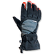 Gray/Orange Union Long Gloves